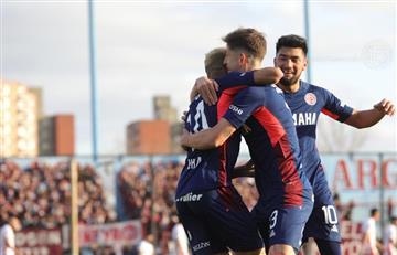 Copa Argentina: Lanús aplastó a Argentinos Juniors