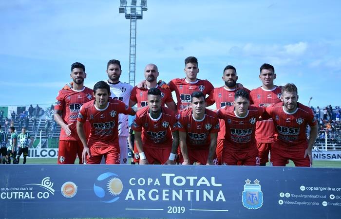 Central Córdoba se metió en cuartos de Copa Argentina. Foto: Twitter