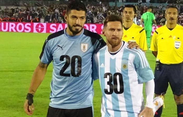 Argentina, Chile, Paraguay y Uruguay tienen competencia para organizar el Mundial 2030. Foto: Twitter Uruguay