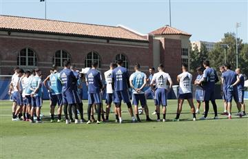 Problemas para Scaloni: otro jugador argentino fue desafectado