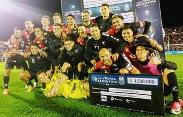 Colón se cargó a Atlético Tucumán y está en cuartos de Copa Argentina