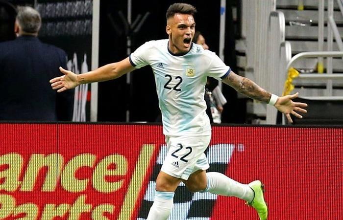 Los tres hat-tricks de Lautaro Martínez en su carrera. Foto: Instagram
