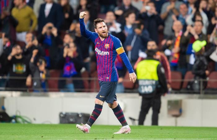 Barcelona se refirió a las declaraciones de Lionel Messi. Foto: Twitter Barcelona