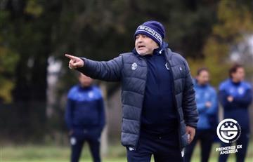 Gimnasia: Maradona va por un jugador de la Selección Argentina