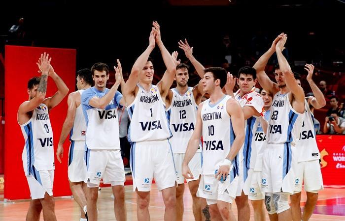 Argentina derrotó a Francia y es finalista del Mundial. Foto: EFE