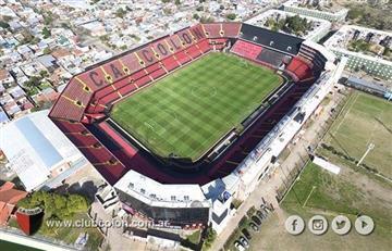 El insólito motivo que podría suspender Colon vs San Lorenzo