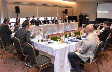 River y Boca compartieron una reunión en Conmebol ¿Qué hablaron?