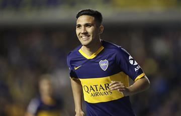 Boca le ganó 1 a 0 a Estudiantes y es el nuevo líder de la Superliga