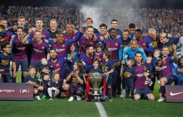 Robaron en la casa del jugador Samuel Umtiti mientras él veía el partido del Barcelona frente a Valencia