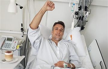 Las palabras de Gabriel Batistuta tras haber sido operado con éxito