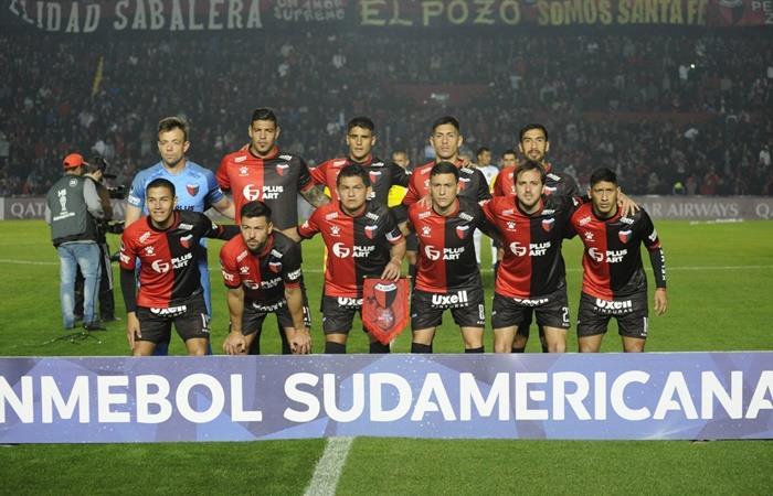 Cómo se prepara Colón para la Copa Sudamericana. Foto: Twitter