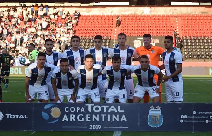 Talleres enfrentará a Almagro en los octavos de final de la Copa Argentina. Foto: Twitter Copa Argentina