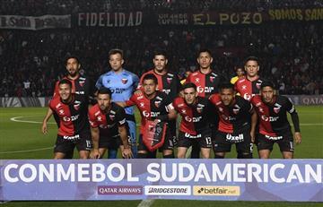 Colón lo dio vuelta y sorprendió a Atlético Mineiro en Santa Fe