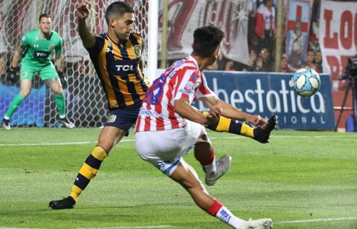 Unión y Colón igualaron 0 a 0 en Santa Fe. Foto: Twitter Unión