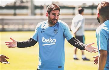 Se filtró la nueva camiseta de Barcelona para la temporada 2020/21