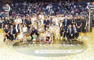 Con Campazzo, Laprovittola y Deck, Real Madrid es el campeón de la Supercopa de España