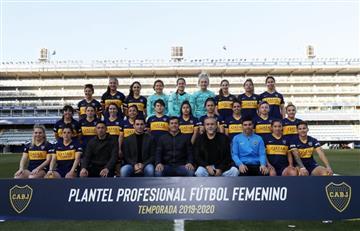 Fútbol femenino: El Superclásico se jugará en La Bombonera