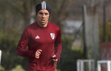 Preocupación en River por Enzo Pérez, que no se hará estudios