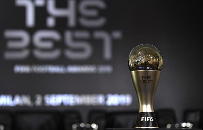 Los 11 jugadores que la FIFA eligió como mejores de la temporada 2018/19. Foto: Twitter FIFA