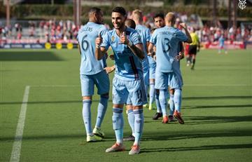 Valentin Castellanos, el argentino que hizo historia en New York City FC