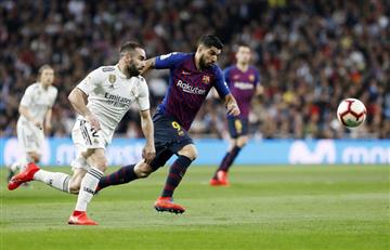 Insólito horario para el clásico Barcelona vs Real Madrid