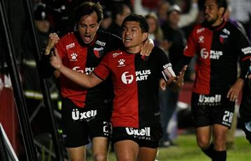 Colón va por la final de la Sudamericana ante Atlético Mineiro