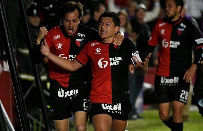 Colón va por la final de la Sudamericana ante Atlético Mineiro. Foto: Twitter