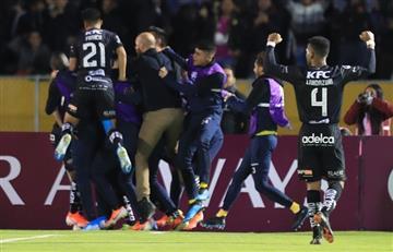 ¡Independiente del Valle finalista de la Copa Sudamericana!
