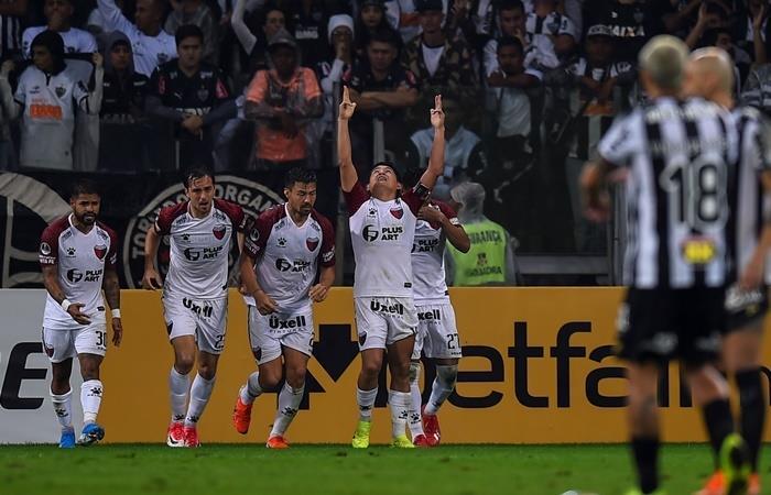 Colón jugará la final de la Copa Sudamericana ante Independiente del Valle. Foto: EFE