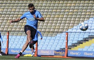 Se confirmó la lesión de Toto Salvio y sueña con jugar ante River