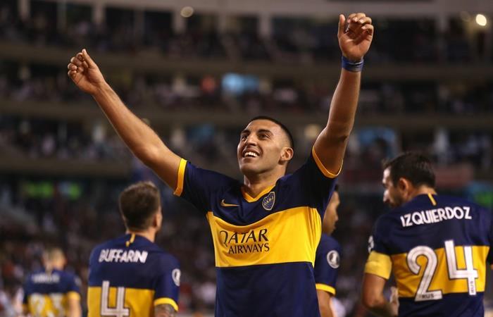 Boca recibe a Newell's con el objetivo de continuar como líder. Foto: Twitter Boca