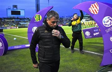Gustavo Álvarez renunció en Aldosivi: 5 técnicos en 8 fechas