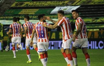 Unión le ganó a Aldosivi y lo dejó en zona de descenso