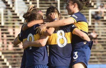 Fútbol femenino: Boca y UAI son punteros y River goleó de local