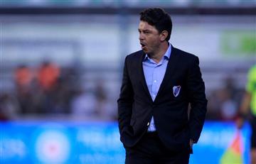 """Gallardo contra Alfaro: """"No hacemos esa pavada de ocultar lesionados"""""""