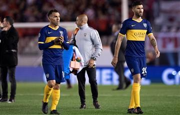 """Por sus gestos, Tevez y Zárate recibieron un acta por """"incitar al desorden"""""""