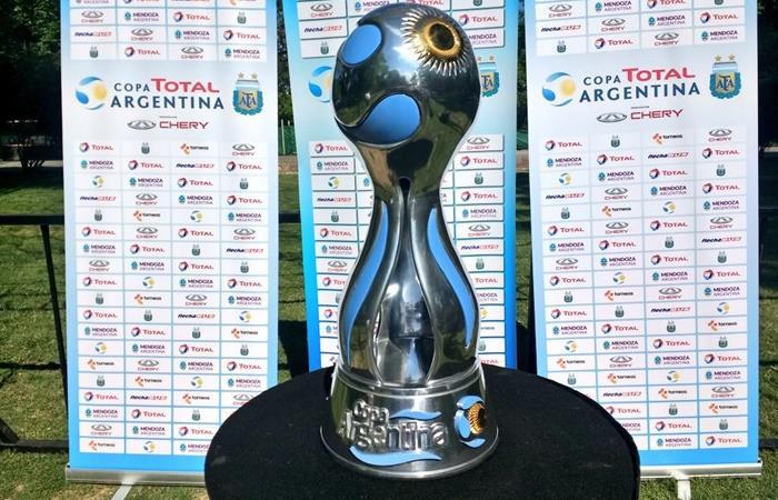 Así se definen los cruces de cuartos de final de Copa Argentina. Foto: Twitter