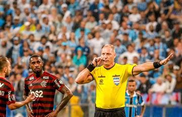 El VAR, protagonista: los goles anulados en Gremio vs. Flamengo