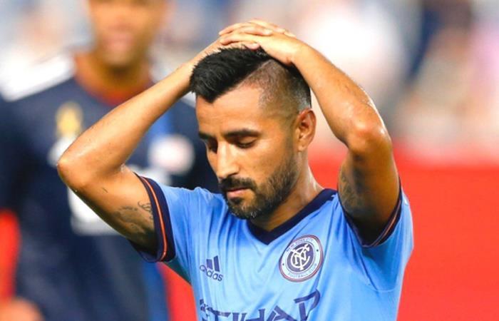 Maxi Moralez renovó su contrato con New York City FC por dos temporadas. Foto: Twitter MLS
