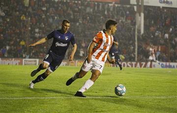 Instituto y Quilmes igualaron y jugaron para Sarmiento de Junín