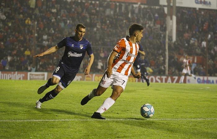 Instituto y Talleres igualaron 1 a 1 en Córdoba. Foto: Twitter Instituto