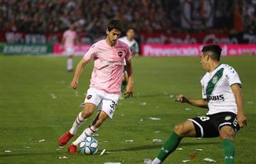 Newell's no pudo con Banfield en Rosario e igualaron 0 a 0