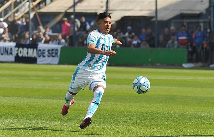 Matiás Zaracho se pierde la gira europea con la Selección Argentina. Foto: Twitter