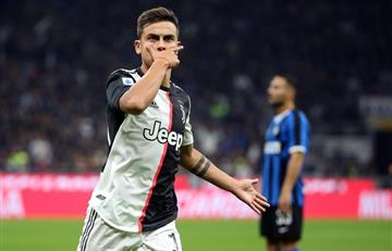 Con tres goles argentinos, Juventus le ganó el clásico a Inter