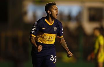 Boca sufrió y jugó mal ante Defensa pero ganó y es el único líder