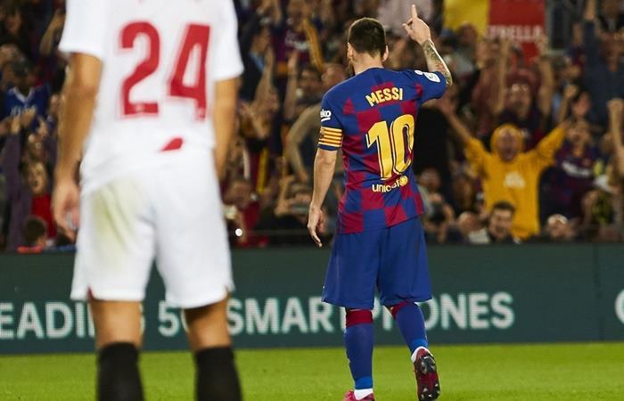 Lionel Messi habló de todo: su retiro, el día que se quiso ir de Barcelona y Griezmann. Foto: EFE