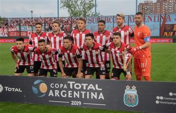 Estudiantes de La Plata respira y está en cuartos de Copa Argentina