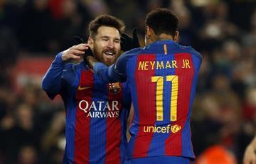 """Neymar: """"En Barcelona, Messi tiene un trato diferente"""""""