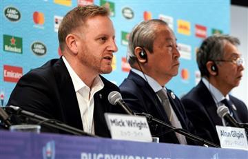 Un tifón obliga a cancelar dos partidos del Mundial de Rugby
