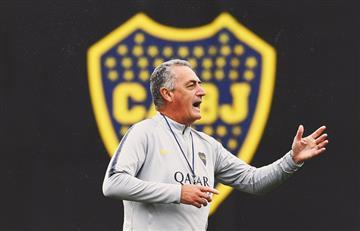 """Gustavo Alfaro: """"Línea de lo que sea, pero que gane Boca"""""""